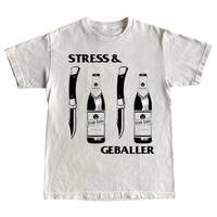Stress Flag T-Shirt White M