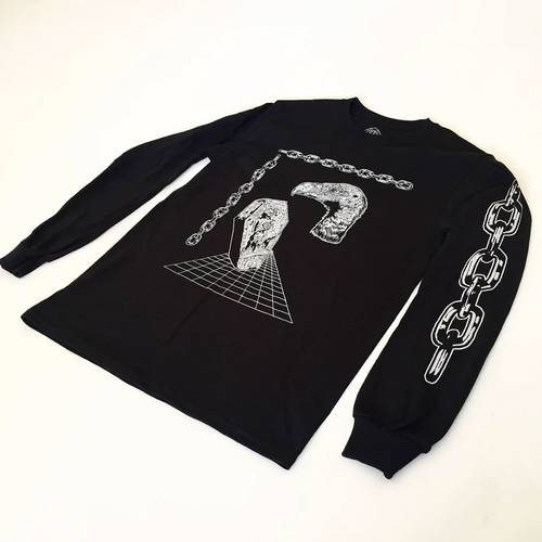 Vulture Longsleeve Black