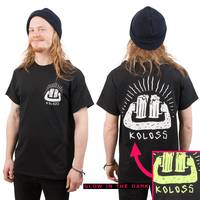 Prost T-Shirt Black / Glow in the Dark