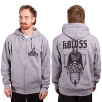 Scooter Tod Zipper Heather Grey