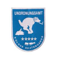 Unordnungsamt Embroidered Patch