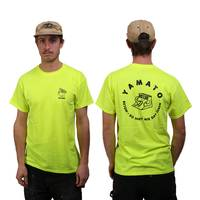 Hart T-Shirt Safety Yellow
