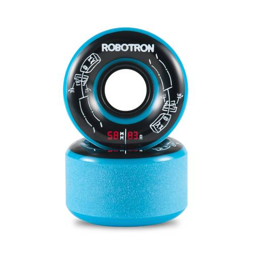 Skeletron Cruiser Wheel 58mm 83A