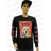Stress & Gejammer Sweater / Longsleeve Black