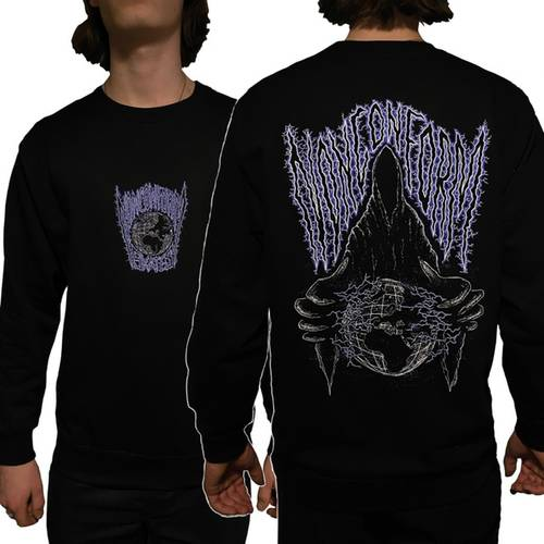Witch World Sweater Black