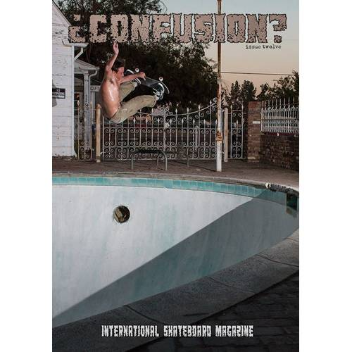 Confusion Issue 12 Magazine