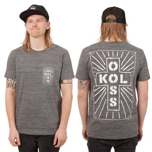Verstrahlung Shirt Steel Grey