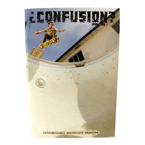 Confusion Issue 7 Magazine