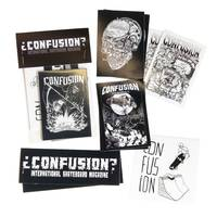 Confusion Sticker Pack