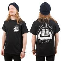 KOLOSS Prost T-Shirt Black XL