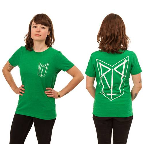 RIP Logo T-Shirt Green