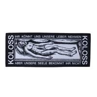 KOLOSS Leber Patch
