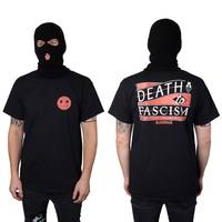 Death to Fascism T-Shirt Black