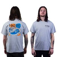 Minus Ramps Pools T-Shirt Grey L
