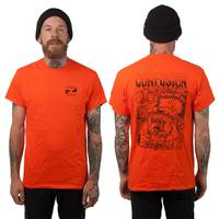 Confusion Backyard DIY T-Shirt Orange