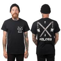 KOLOSS Morgenstern T-Shirt Black M