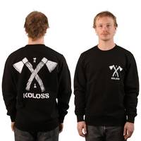 KOLOSS Axt Sweater Black
