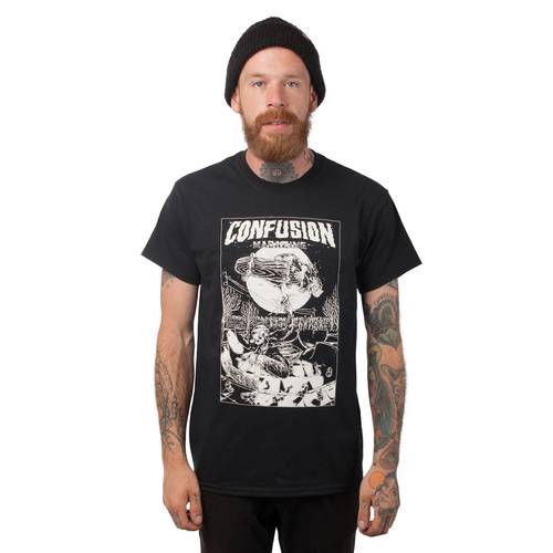 Cheers T-Shirt Black