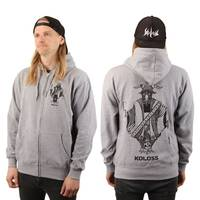 KOLOSS King Of Kings Zipper Grey M