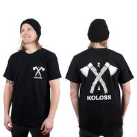 KOLOSS Axt T-Shirt Black