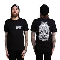 KOLOSS Enemy T-Shirt Black