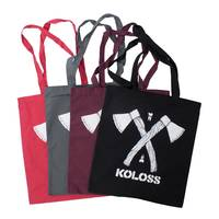 KOLOSS Axt Tote Bag Cranberry