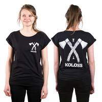 KOLOSS Axt Girl Shirt Black M
